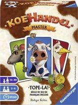 Ravensburger Koehandel Master - kaartspel