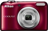 Nikon COOLPIX A10 Kit rood