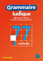 Grammaire ludique - 10 minuten spelen met de Franse grammatica werkboek