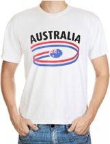Australia t-shirt voor heren L