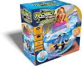 Robo Fish Deep Sea Wimple Playset