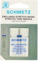 Naaimachine tweeling naald STRETCH H-S  ZWI  130/705 4,0/75
