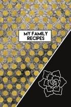 My Family Recipes