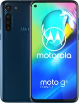 Motorola Moto G8 Power - 64GB - Blauw
