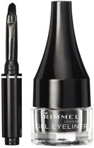Rimmel Glam'Eyes Gel Pot Liner - Zwart - Eyeliner