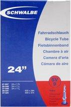 Schwalbe DV9 - Binnenband - 28/47 - 507/541 - 24 x 1 1/8 - 1.9 inch - Frans Ventiel - 40 mm