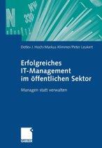 Erfolgreiches It-Management Im ffentlichen Sektor