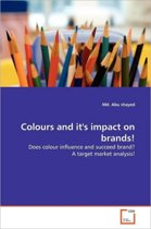 Colours and It's Impact on Brands!