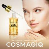 COSMAGIQ | 24K Gold serum met extra Vitamine C | Anti Rimpel - Anti Acne - Anti Aging - Gezichtsolie - Gezichtsverzorging - Skin Care - 30ml