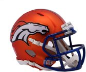 Riddell Speed Mini BLAZE Alt 49ers American Football Helm