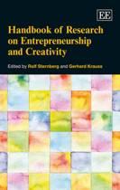 Handbook of Research on Entrepreneurship and Creativity