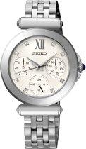 Seiko SKY701P1 - Horloge - 32 mm - Zilverkleurig