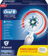 Oral-B Pro Series Cross Action 6200 met Smart Guide