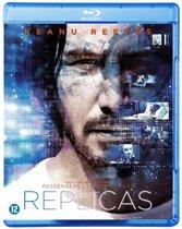 DVD cover van Replicas (Blu-ray)