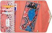 Mobilize Velvet Clutch for Samsung Galaxy S10 Coral Snake