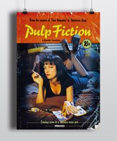 Poster film Pulp Fiction 1994
