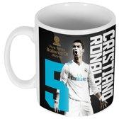 Ronaldo 5X Ballon D'Or Mok