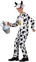 Dierenpak koe/koeien verkleed onesie/kostuum voor kinderen - carnavalskleding - voordelig geprijsd 140 (10-12 jaar)