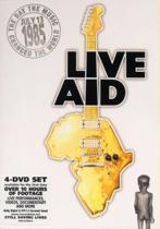 Live Aid (4DVD)