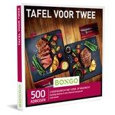 Bongo Bon Nederland - Tafel voor Twee Cadeaubon - Cadeaukaart cadeau voor man of vrouw | 500 sfeervolle restaurants