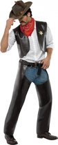 Village People cowboy kostuum 48-50 (m)