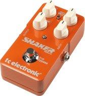 TC Electronic Shaker Vibrato reverb/chorus/vibrato/tremolo pedaal