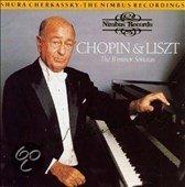 Chopin: Andante spianato and Grand polonaise; Sonata in B minor; Liszt: Hungarian Rhapsody; Sonata in B minor