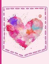 Colorful Heart Pocket