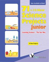 71+10 New Science Project Junior (with CD): learning science - the fun way