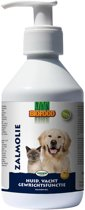 Biofood Zalmolie Hond - Voedingssupplement - Doseerpomp - 250 ml
