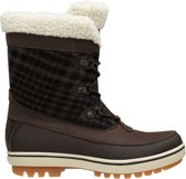 Helly Hansen W Georgina Snowboot Dames  Snowboots - Maat 42 - Vrouwen - bruin/wit