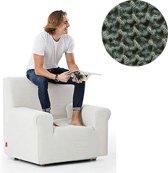 Milos meubelhoezen - Fauteuilhoes - Groen - Verkrijgbaar in verschillende kleuren!