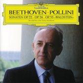 Beethoven: Sonaten Opp 22, 26 & 53 / Maurizio Pollini