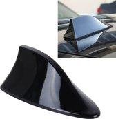 Universele auto-antenne Aerial Shark Fin Radio-signaal voor Auto SUV Truck Van (zwart)