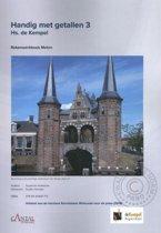 Handig met getallen - Handig met getallen 3 Hs. de Kempel Meten Rekenwerkboek