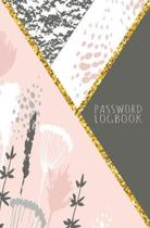 Password Log Book: A Perfect Journal And Logbook Alphabetical To Protect and Organizer Usernames and Passwords, Keeper Log book For Women