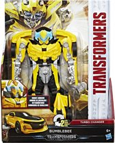 Transformers 2-Step Turbo Changer Bumblebee - Robot - 20 cm