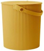 Hachiman - Omnioutil Bucket L - mustard yellow