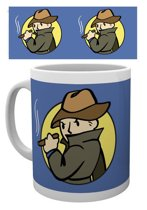 Fallout Mysterious Stranger