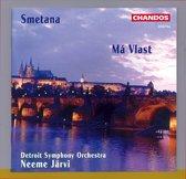 Smetana: Ma Vlast / Neeme Jarvi, Detroit Symphony Orchestra