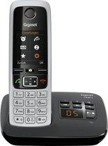 Gigaset C430A - Single DECT telefoon - Antwoordapparaat - Zwart