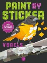 Paint by sticker - vogels