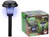 Solar Muggen Tuinlamp - 2 in 1 - werkt op zonne-energie