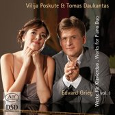 Works For Piano Duo Vol.1