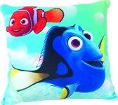 Disney Finding Nemo Kussen Junior Groen 34 X 34 X 11 Cm