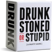 CLD Drunk Stoned or Stupid