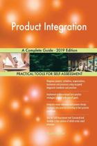 Product Integration a Complete Guide - 2019 Edition