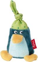 sigikid Mini rammelaar penguin Red Stars 41182