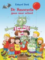 Omslag van 'De Smoezels - De Smoezels gaan naar school'