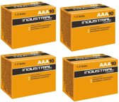 Duracell industrial AAA 40-pack
